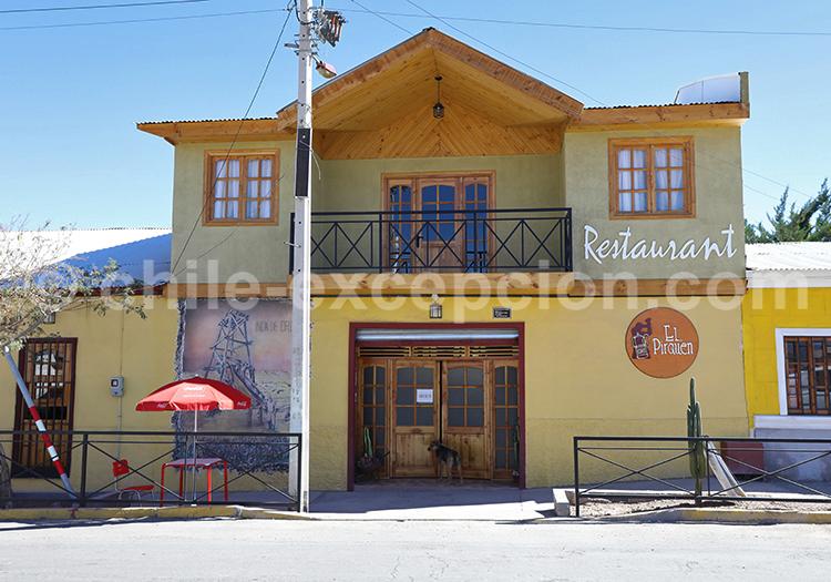 Restaurant El Pirquen, Inca de Oro