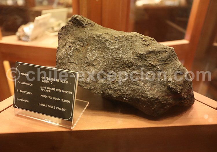 Musée des mines, Chile