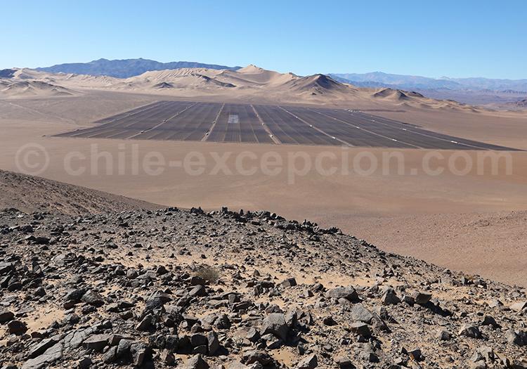 Dune Medanoso, Copiapo, Nord du Chili
