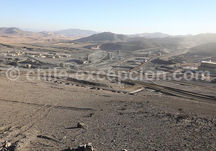 Mine de fer Cerro Negro Norte