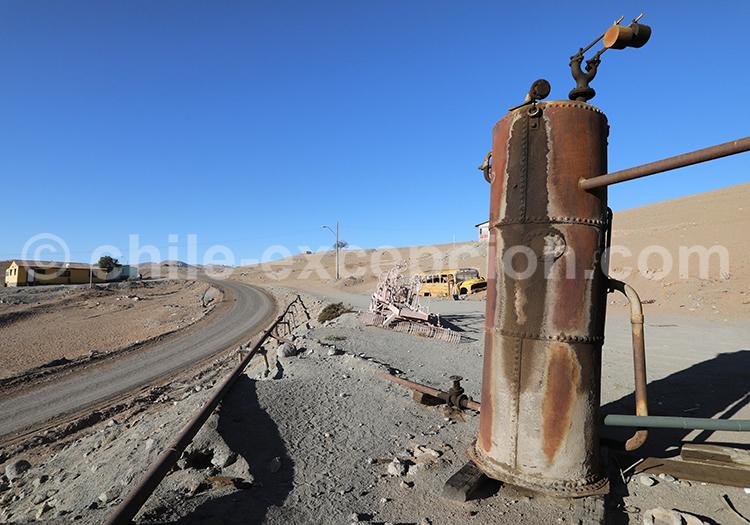 Mine de Galleguillos, Copiapo, Chili