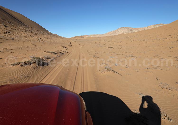 Rallye Dakar, Nord du Chili