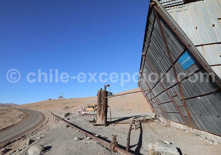 Tourisme minier au Chili