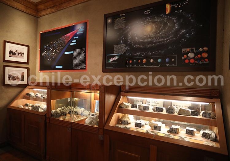 Musée des mines, désert d'Atacama