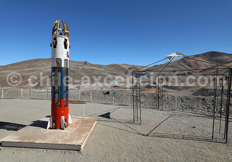 Mine San José, Copiapó