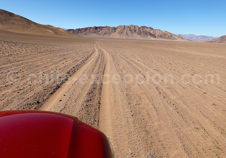 Région dunaire de Copiapo