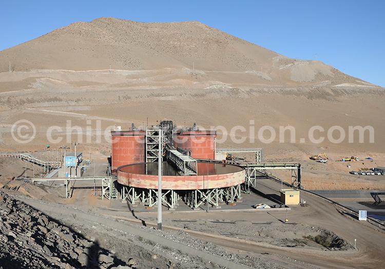 Mine Cerro Negro Norte, Atacama