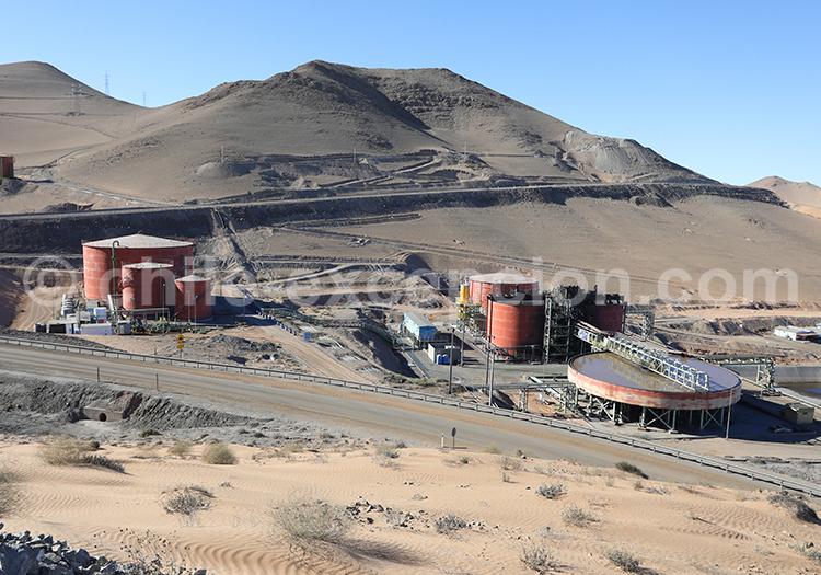 Cité minière de Copiapo