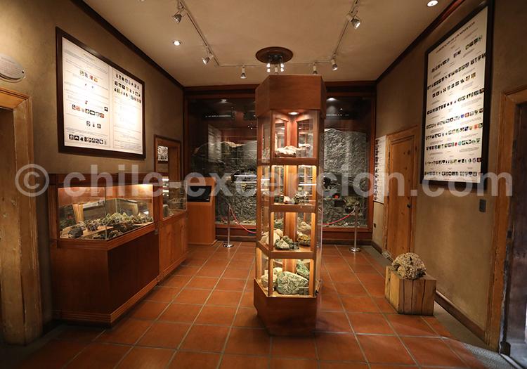 Musée des mines, activité à faire aux alentours de Copiapó