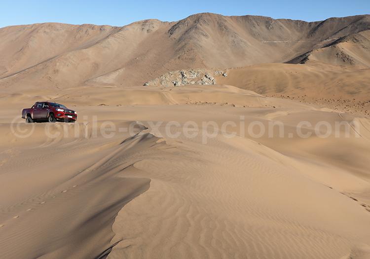 Rallye Dakar, Copiapo