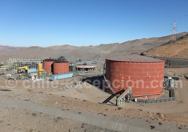 Voyage au coeur des mines du Chili