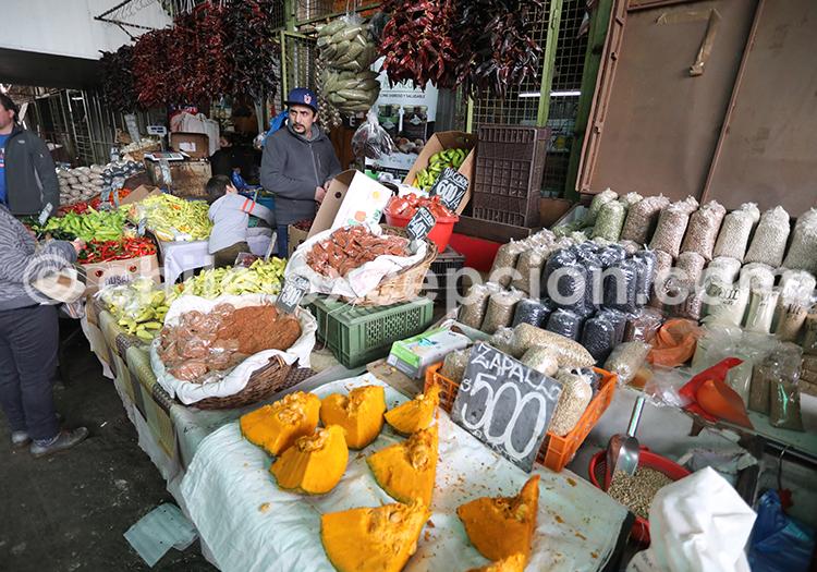La Vega, marché traditionnel de Santiago de Chile