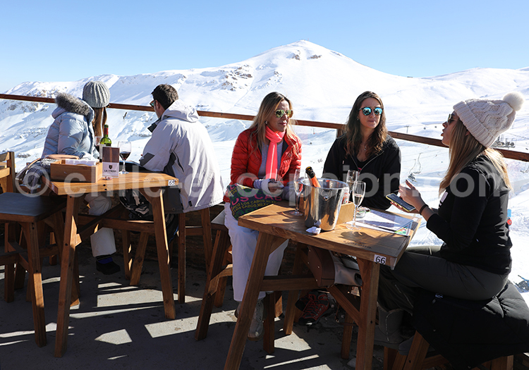 Valle Nevado, Chili