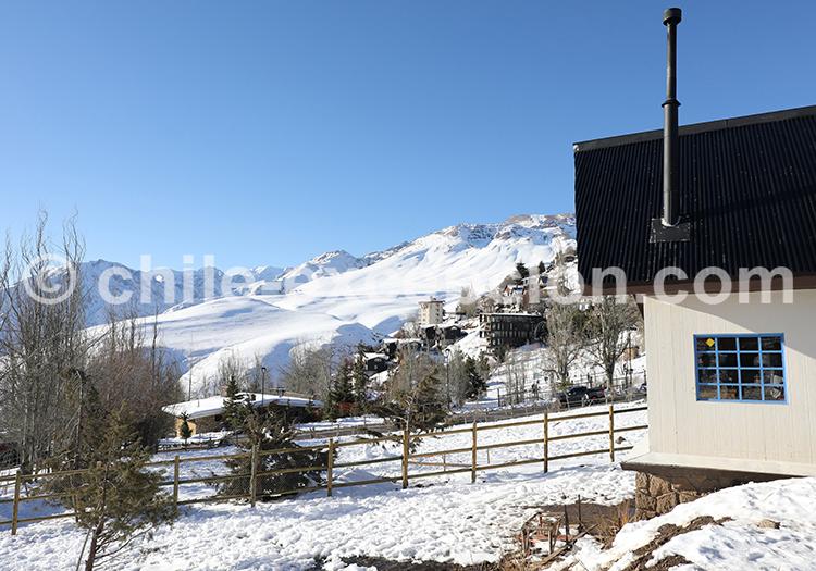 Voyage ski Chili
