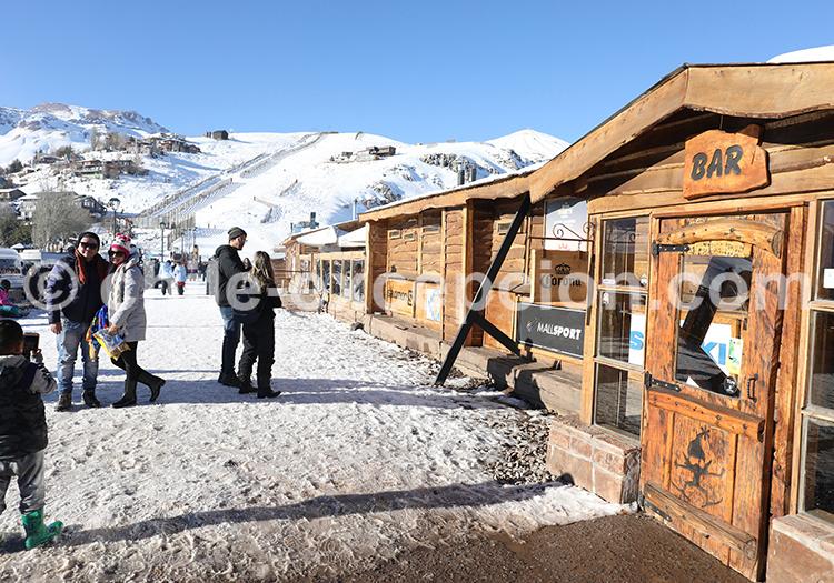 Bonne période pour aller skier au Chili
