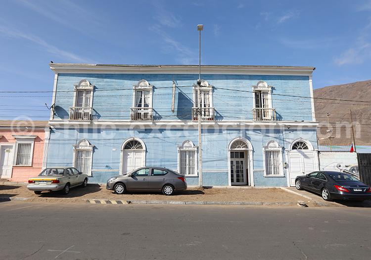 Hôtel Plaza Taltal, Chili