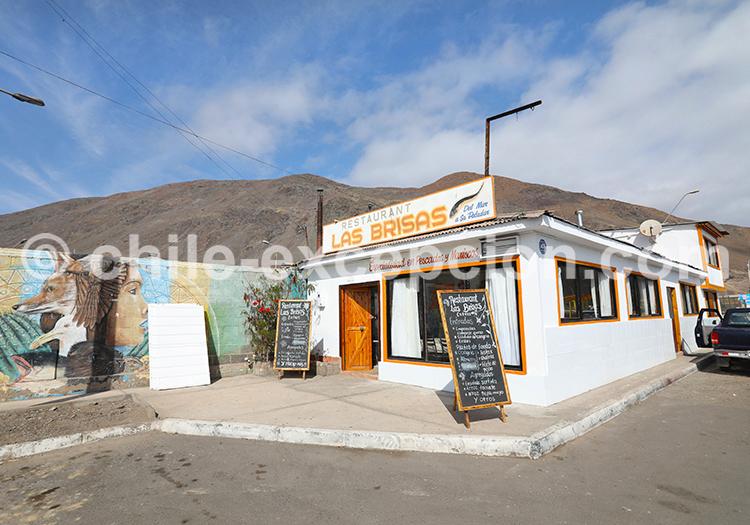 Où se restaurer à Taltal, Chili