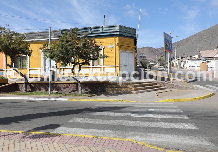 Séjour autotour à Taltal, Chili
