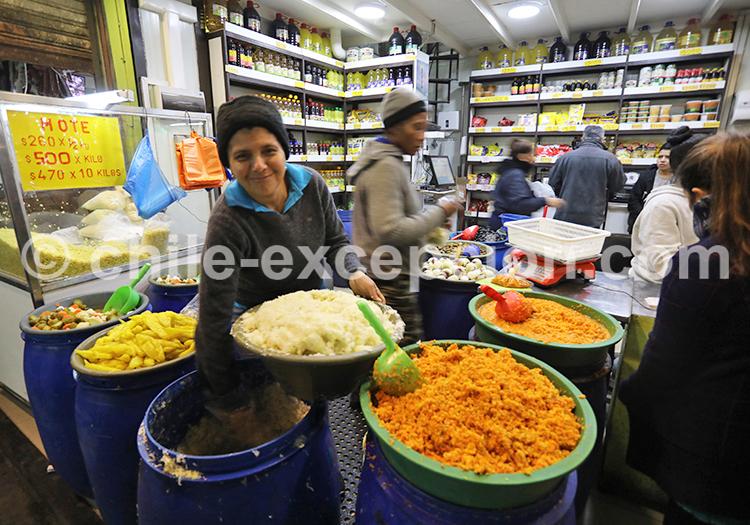 Mercado la Vega Central, Santiago de Chile