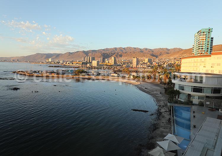 Plages du Chili, Antofagasta