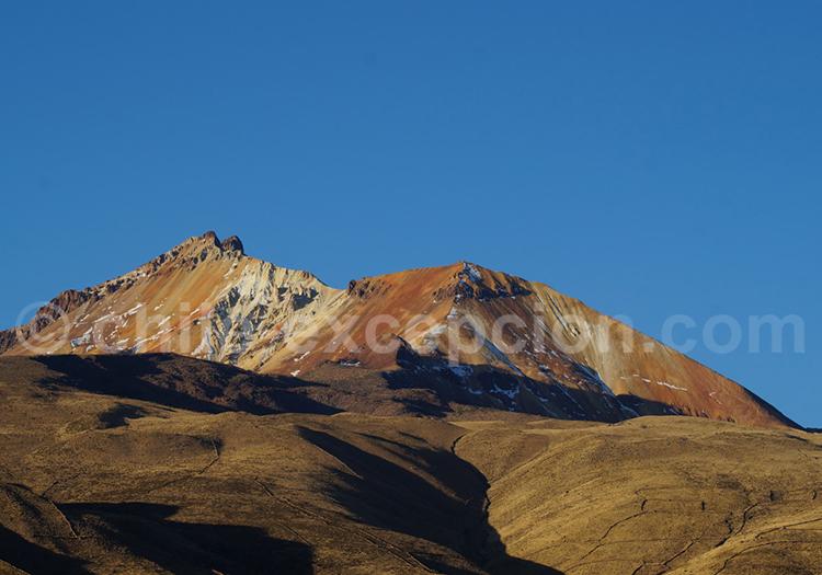 Volcans de l'Altiplano