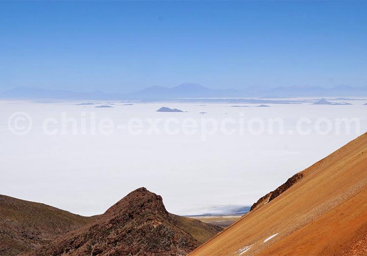 Salar de Uyuni, Bolive