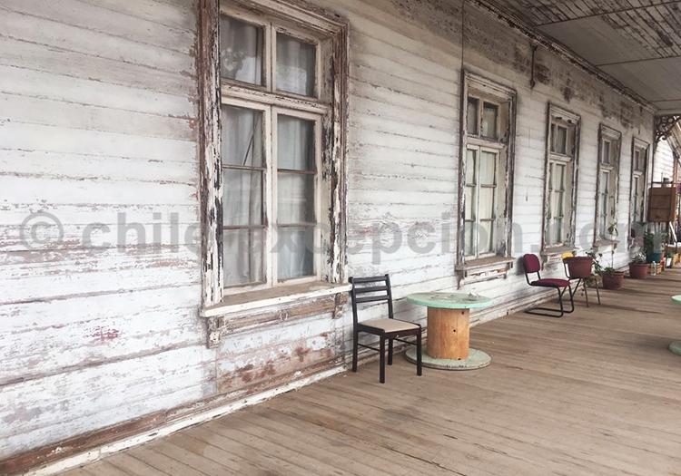 Maison rustique, Taltal, Chili