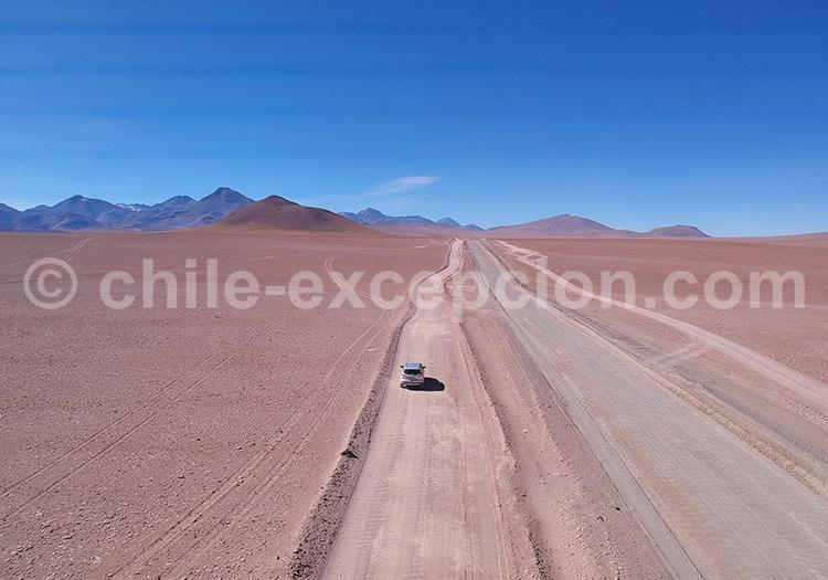Road trip, San Pedro de Atacama