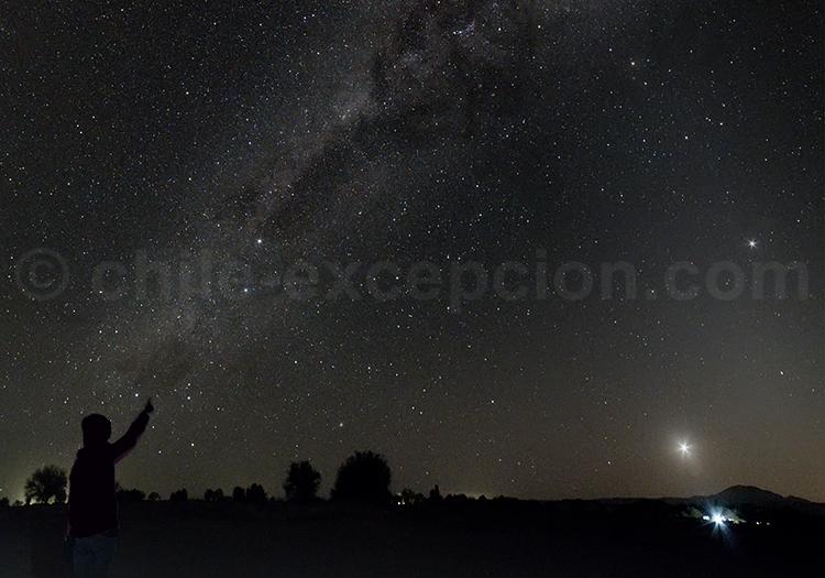 Voie lactée, Atacama