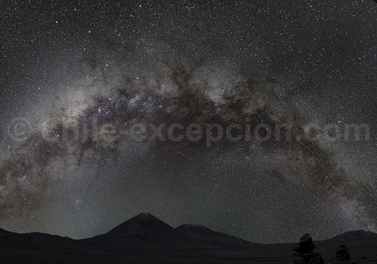 Observation du ciel étoilée, Atacama