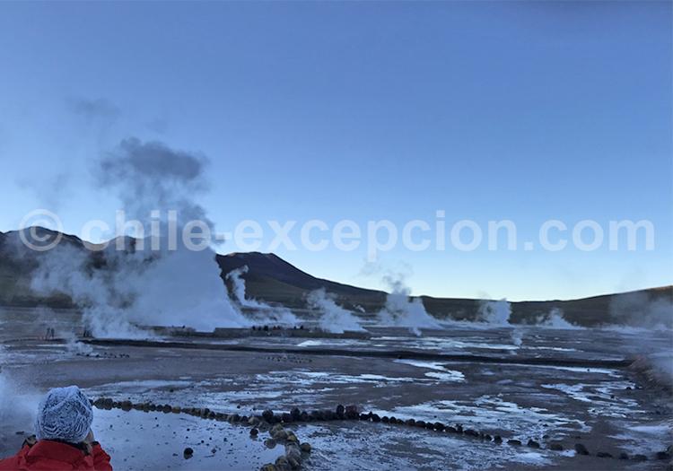 Geysers de Tatio, Atacama