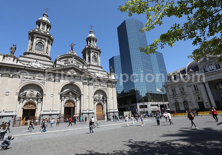 Cathédrale métropolitaine, Santiago