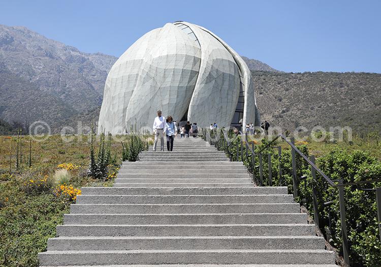 Temple Bahá'í de Sudamérica, Santiago du Chili