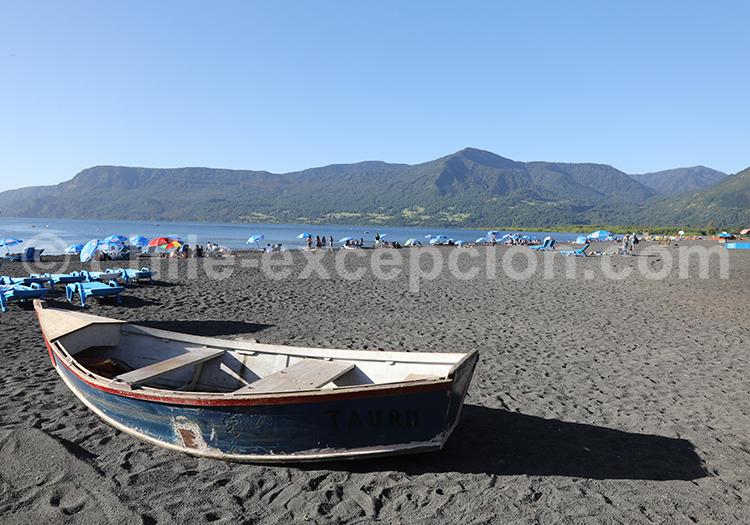Lac Villarrica, Sud du Chili