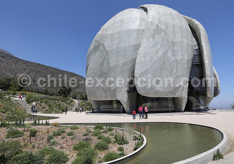 Temple Bahá'í de Sudamérica