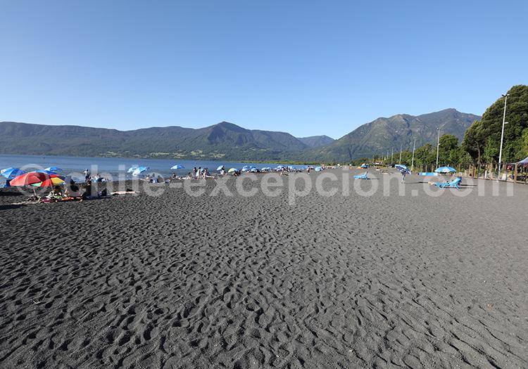 Lac Villarrica, Chili