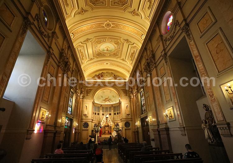 Visiter la Cathédrale métropolitaine de Santiago