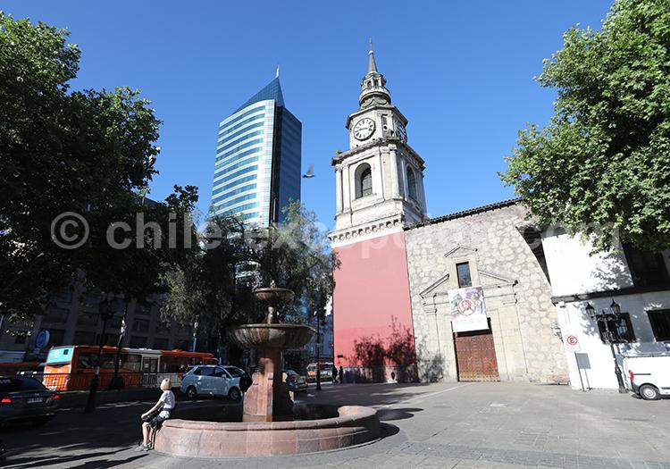 Église San Francisco, Santiago de Chile