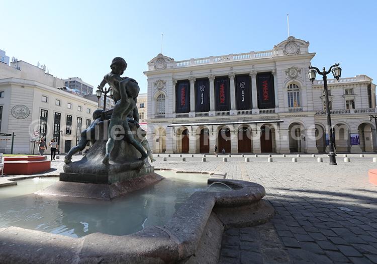 Théâtre municipal, Santiago de Chile
