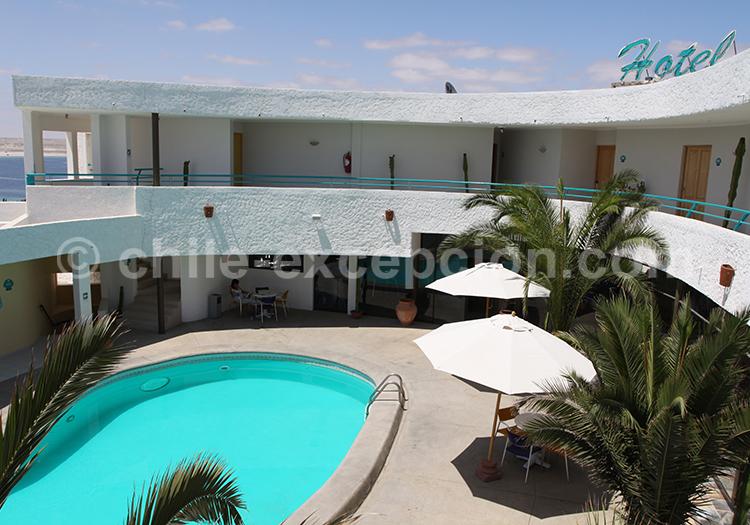 Voyage de luxe, Bahía Inglesa