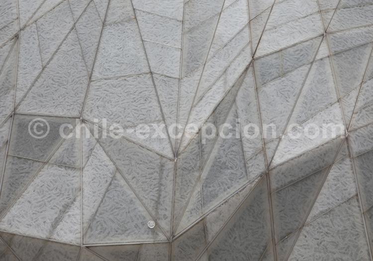 Visite guidée du Temple Bahá'í de Sudamérica, Santiago du Chili