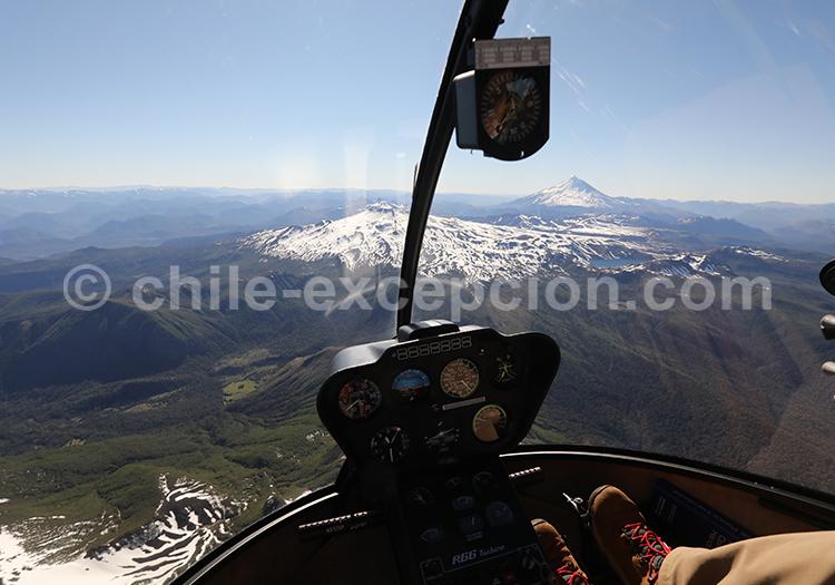 Excursion guidée au Parc National Villarrica, Chili