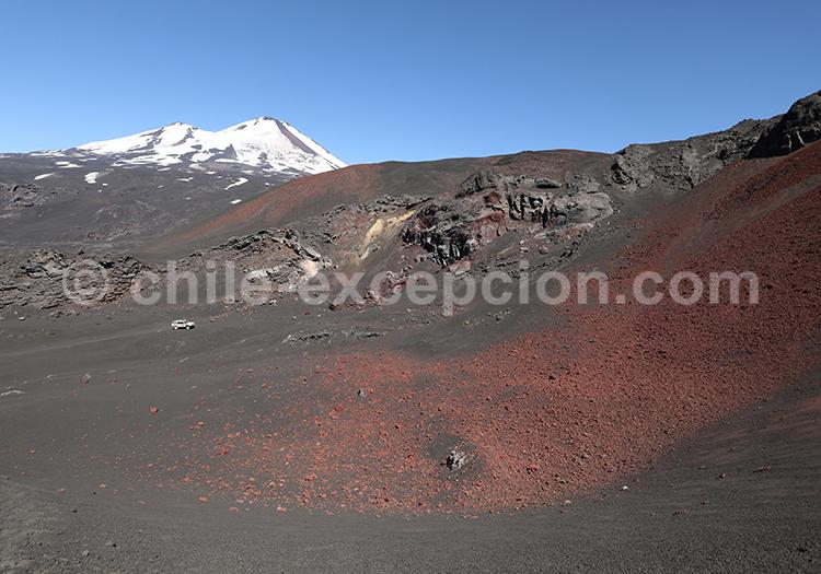Sendero Pasto Blanco, Chili