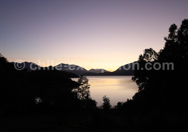 Lac Panguipulli, Chili