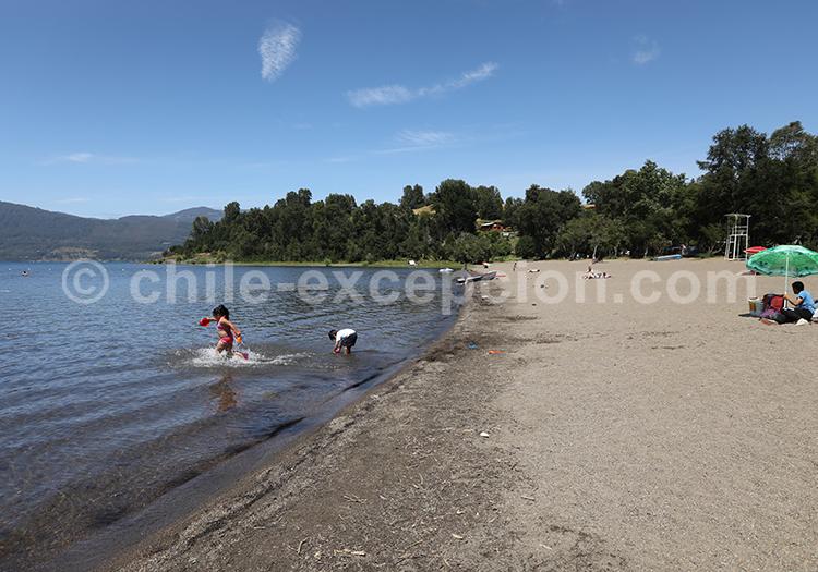 Pelumpén, Chili
