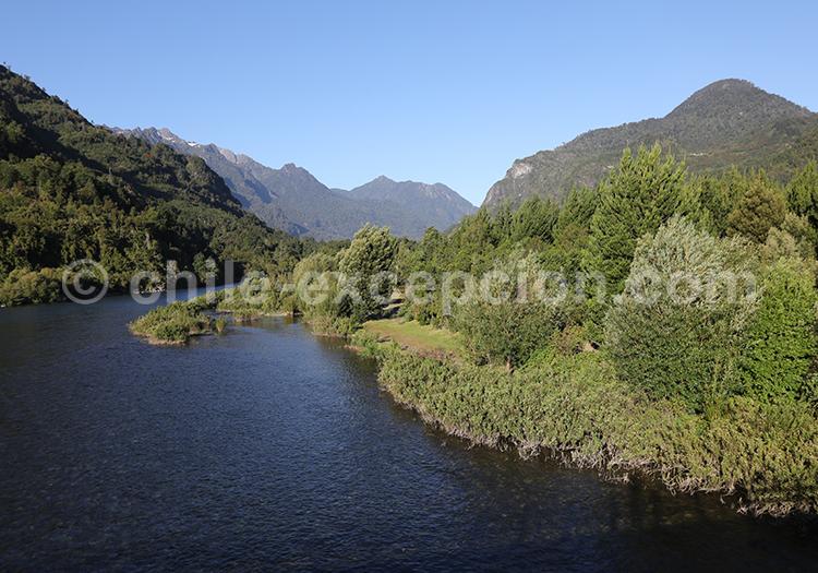Parc Futangue, région des fleuves, Chili