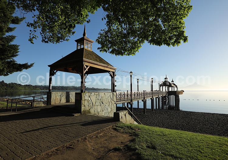 Dock de Frutillar
