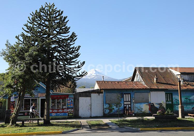 Melipeuco, Chili