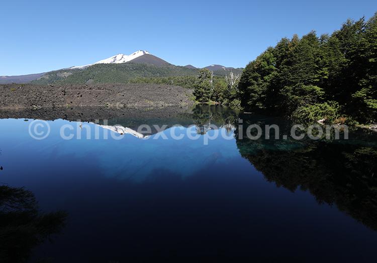 Laguna Arcoiris, Chili