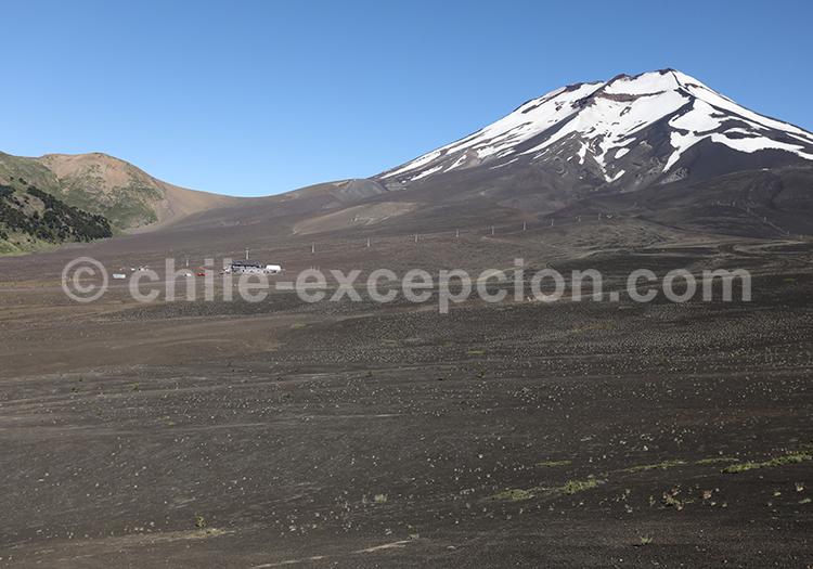 Excursion guidée au cratère Navidad, Malalcahuello